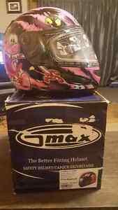 Gmax Youth M Snowmobile Helmet