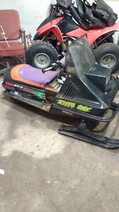 Arctic Cat Kitty Cat 60 cc
