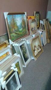 FURNITURE/PAINTINGS/ARTIFACTS FINAL SALE!