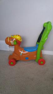 Toddler 3 in 1 bike