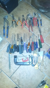 all differnt kinds of tools
