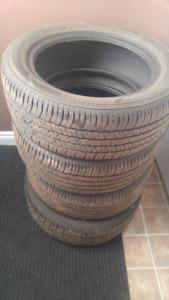 YOKOHAMA all season tires 185/55/R15