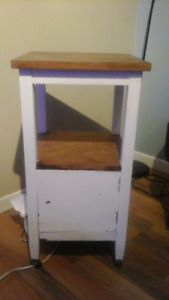 Antique Side Table/Accent Table