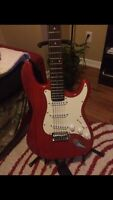 Red typhoon electric with Amp