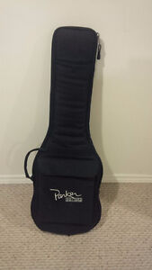 Parker Fly electric guitar deluxe gig bag