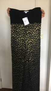 URGENT:BRAND NEW  DIANE VON FURSTENBURG (DVF) MAXI EVENING DRESS