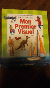 French pictures dictionary