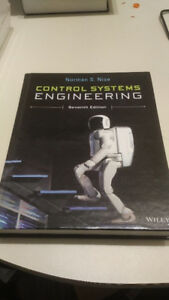 Control Systems Engineering, Norman Nise