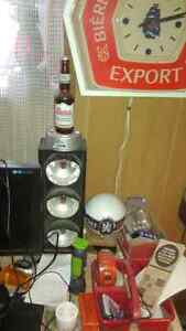 COLLECTION OF LIGHT UP BEER SIGNS LABATT COORS LIGHT Cornwall Ontario image 6