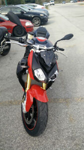 2017 S1000R for sale $14,700 Racing Red & Black