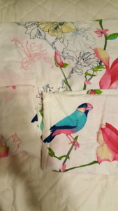 As New: Double/Queen Duvet Cover
