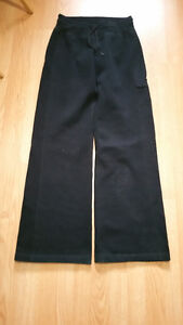 LULULEMON JOGGING PANT LOUNGE COTTON BLACK 8