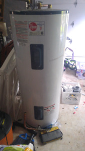 Ream Electric Hot Water Tank