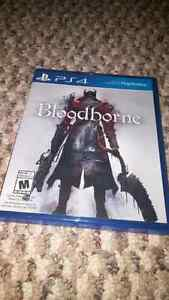 Bloodborne ps4 for trade