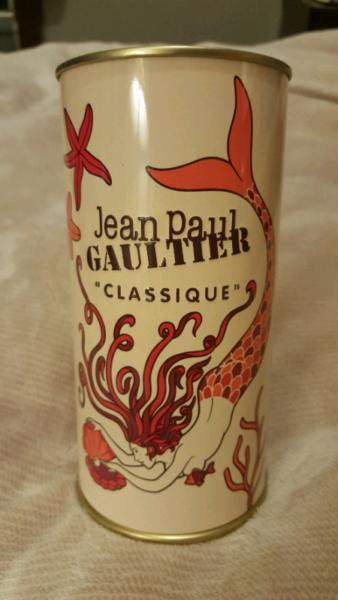 Jean Paul Gaultier Classique Summer 2014 100ml Edt Accessories