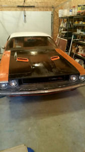1970 dodge challenger rt numbers matching