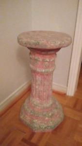 Pedestal (rock)