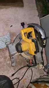 Dewalt saw Peterborough Peterborough Area image 4