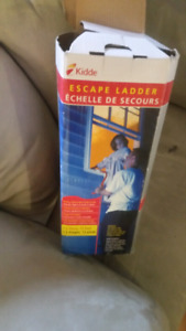 UNUSED FIREESCAPE LADDER FOR SALE!!!