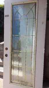 Allsco Steele Insulated door
