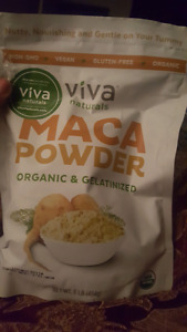 Viva Naturals Maca Health Supplement