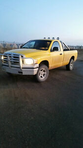 2003 Dodge Power Ram 1500 Reg Cab Pickup Truck Regina Regina Area image 2