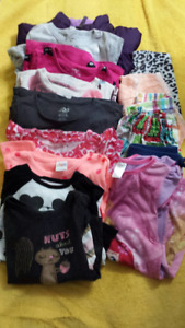 Lot of Girl's Clothes - Size 3