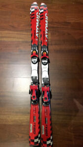 Atomic GS:II Beta Race skis - 140 cm