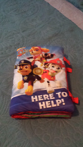 Paw Patrol  Plush Book