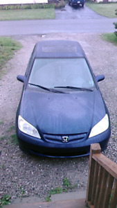 2005 civic sedan 5 speed