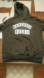 Brand new womens med/large Hangover hoodie