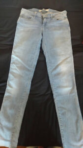 Wrangler light blue women's jeans
