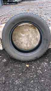 Four winter tires for sale 235/60R18 Toyo Observe GSI5
