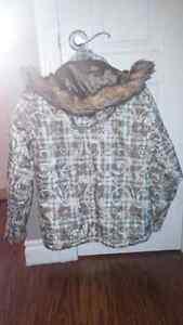 Manteau d'hiver pour enfant/adolescente