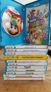 Wii U Games for Sale!