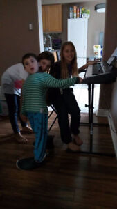 Guitar and Piano teacher wanted