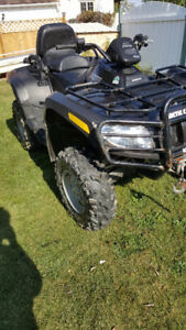 2010 Arctic Cat 400 H1 TRV ATV for sale ($3800)