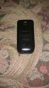 Alcatel on touch cell phone