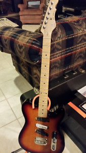 G&L guitar with pickup upgrades - G&L by Leo Fender