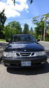 2000 Saab 9-3 SE Convertible