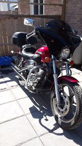 2005 Honda Shadow Spirit 1100