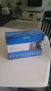 Linksys router AC3200 tri-band smart Wi-Fi
