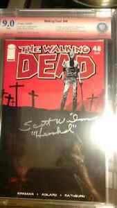 WALKING DEAD COMIC LOT - REASONABLE OFFER @@