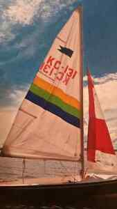 **Reduced** Commodore 15 sailboat by Glenmore