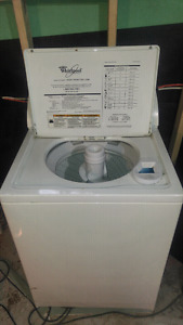 Clean Whirlpool Washer