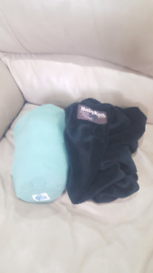 Bumbo/exersaucer/graco swing/carseat/moby wrap and more