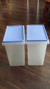 Tupperware large storage containers