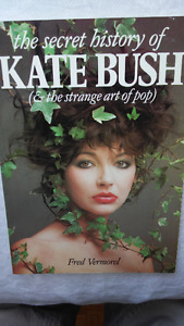 Kate Bush Biography FIRST EDITION by Fred Vermorel