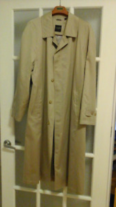 Imperméable pour hommes Sanyo New York Men's Trench Coat