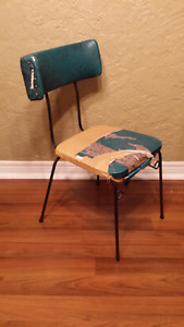 Vintage Retro chair super heavy needs tlc